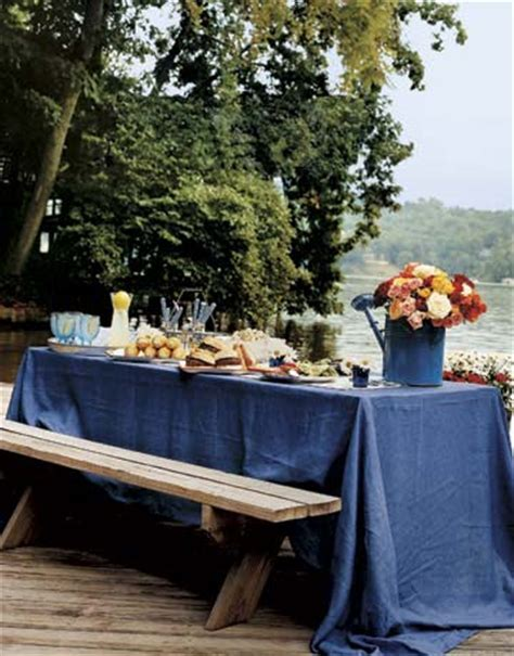 Outdoor Party Decoration Ideas   Summer Party Decorating