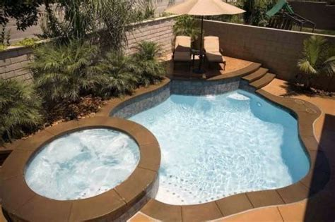 small pools and spas pool and spa for small yard recipes pinterest