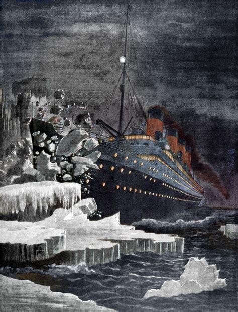 why did the titanic sink why did the titanic sink history