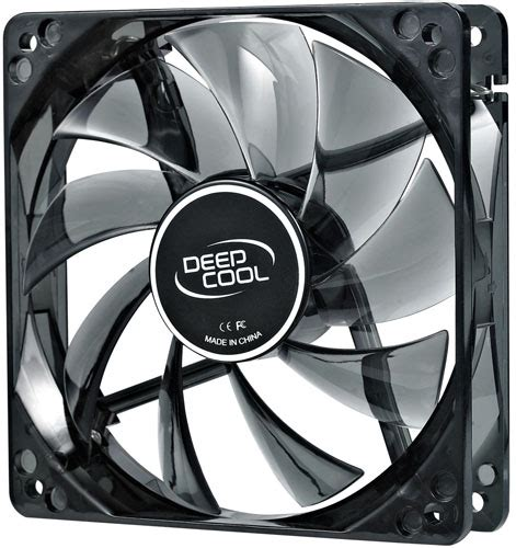 Promo Deepcool Wind Blade White Led With Hydro Bearing Fan 12 deepcool windblade 120 with 4 blue led dc fan asianic