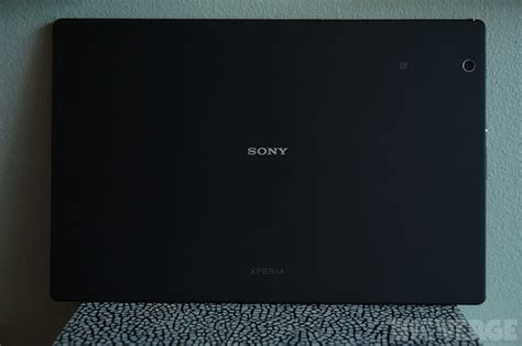 Soft Sony Xperia Z Z Lte Ultrathin Ume sony s vaio replacement is the ultrathin xperia z4 tablet the verge