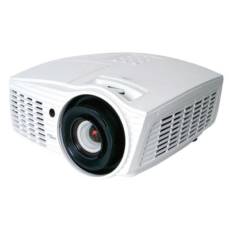 optoma hd p  dlp home theater projector