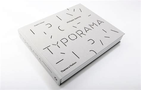 typorama the graphic work of philippe apeloig cool