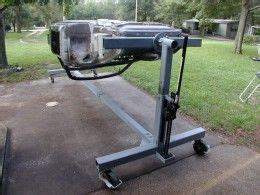 auto rotisserie build or buy motor castom pinterest welding projects cars and metals chassis rotisserie homemade chassis rotisserie