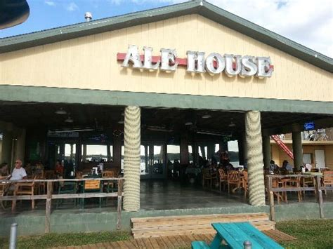 ale house crystal river back of the ale house picture of crystal river ale house crystal river tripadvisor