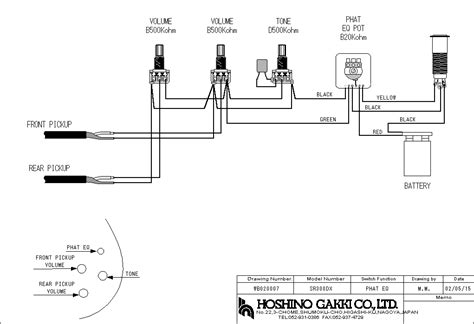 ibanez wiring diagrams wiring diagram with description