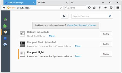 firefox themes light firefox 53 released today drops support for windows xp