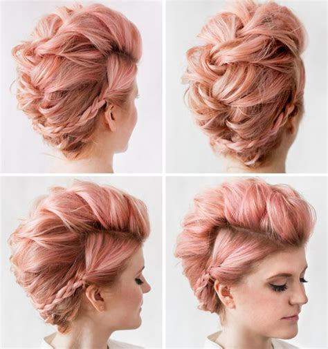 ways to style braided hair 30 braided mohawk styles that turn heads part 4