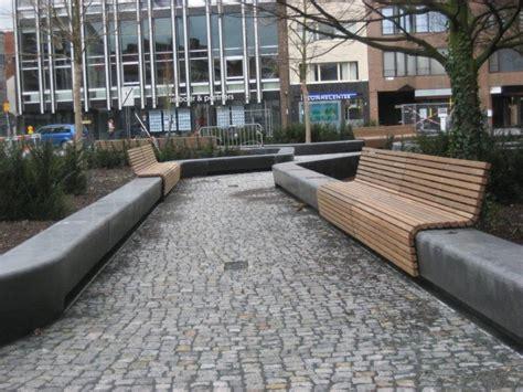 street benches design landlab studio voor landschapsarchitectuur wood bench