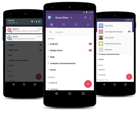 material design icon notification slack 2 0 is coming and it looks a whole lot better
