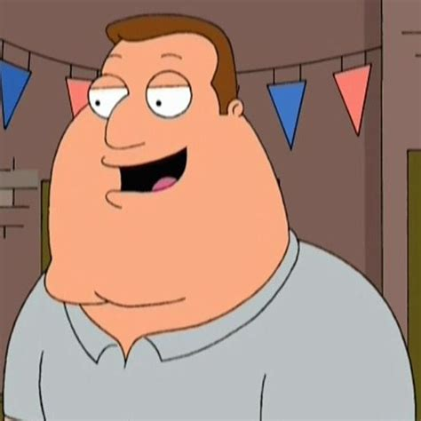patrick warburton joe swanson voice this is what the cast of quot family guy quot looks like