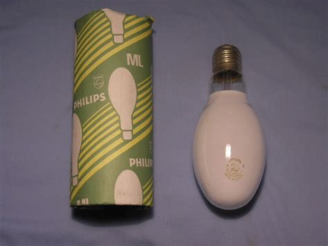 Lu Philips Ml 250 Watt mercury blended ls