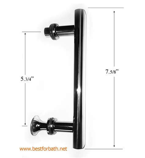Shower Door Handle Parts Shower Door Handle Best For Bath