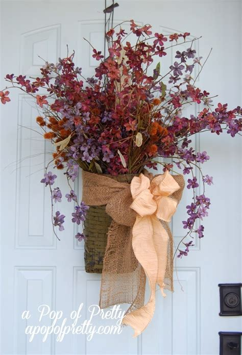 fall decorating ideas archives lombardo homes fall wreath archives a pop of pretty blog canadian home