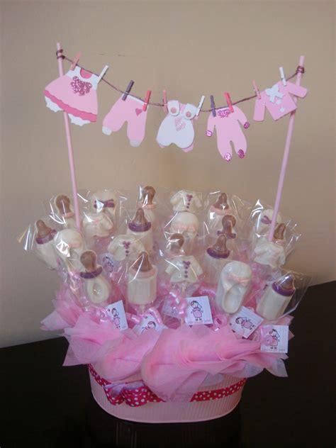 arreglos de mesa para baby shower con bombones children