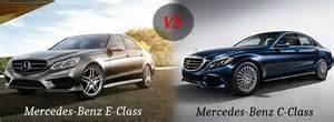 mercedes c class vs e class
