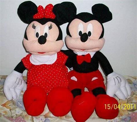 Boneka Mickey Mouse Coklat dinomarket pasardino boneka mickey minnie mouse