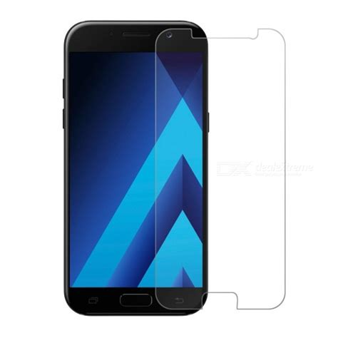 Tempered Glass Samsung Galaxy A7 2017 Curved Edge 9h mr northjoe tempered glass for samsung galaxy a7 2017 free shipping dealextreme