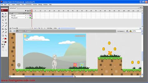 tutorial game quiz flash flash game engine adventure youtube