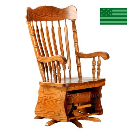 rocking chairs aj american made gliders recliners american eco furniture