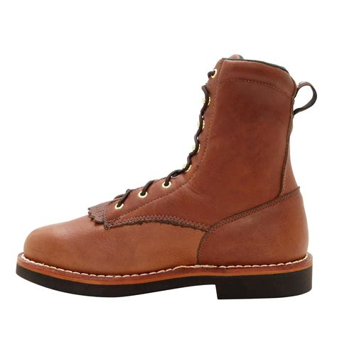 mens ranch boots mens farm ranch lacer work boots