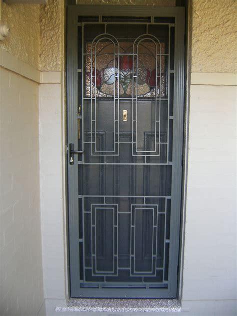 home security doors home security screen doors like success