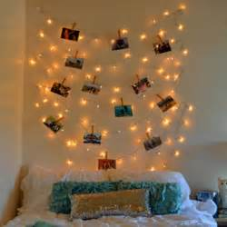Hanging String Lights For Bedroom 30 Formas Incr 237 Veis De Decorar Suas Paredes Sem Gastar Quase Nada Childs Bedroom String