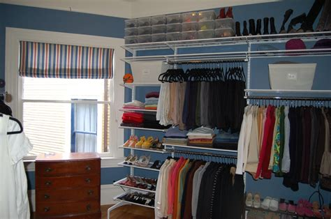 a renter s turn a small bedroom into a closet