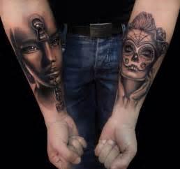 inner arm tattoo ideas face