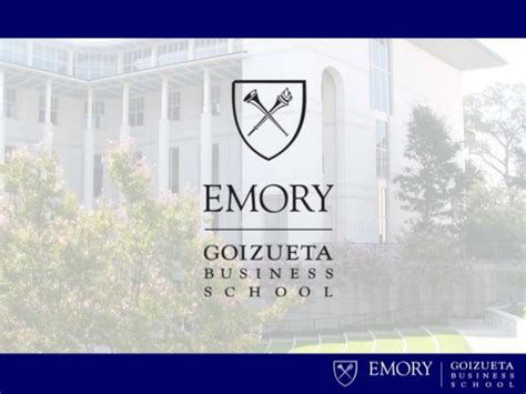 Emory Two Year Mba by Two Year Mba Admitted Student Chat