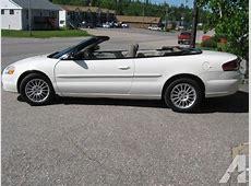 2006 Chrysler Sebring Convertible for Sale in Zephyrhills ... 2006 Chrysler Sebring Convertible For Sale