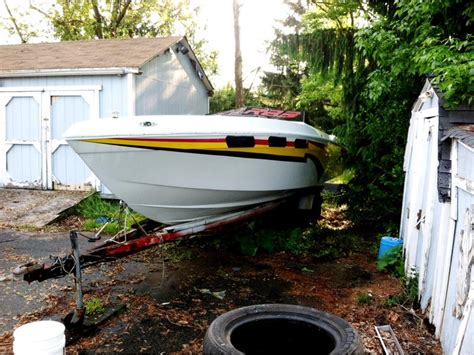 scarab boats nj 1980 wellcraft scarab ii powerboat for sale in new jersey