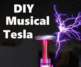 How To Build A Musical Tesla Coil 5 Mini Singing Musical Tesla Coil Box 3
