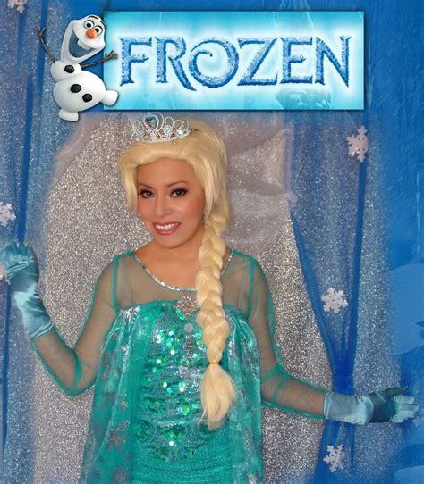 show infantil frozen elsa reina elsa para fiestas infantiles en barcelona