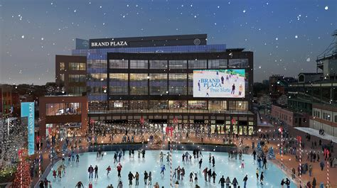 Wrigley Chicago Office by Wrigleyville Is Quickly Developing Into An Entertainment