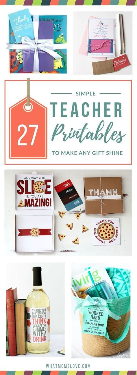 17 Best images about Teacher Gifts: Holidays, Back to