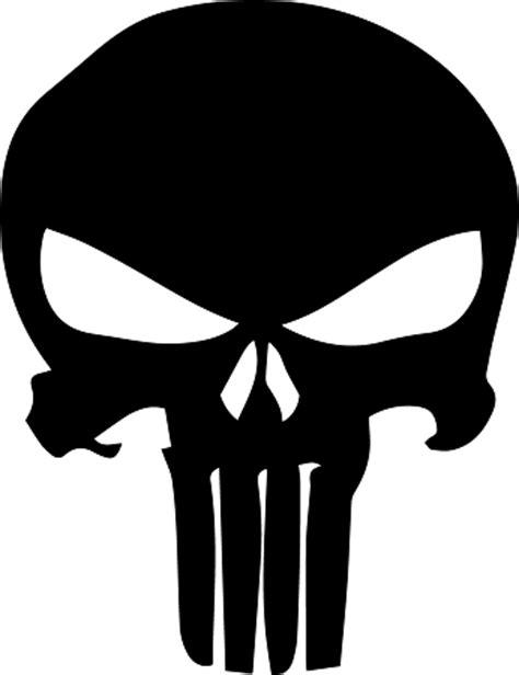 Punisher Png Skull & Free Punisher Skull.png Transparent