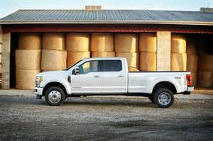 Ford Aluminum Truck Ford Unveils New Aluminum 2017 Duty