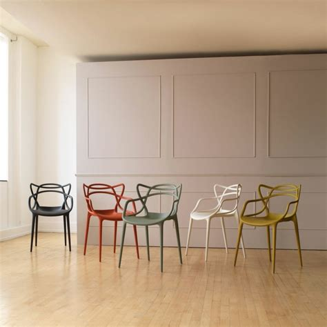Chaises Philippe Starck Kartell 2214 by Chaise Kartell Et Le Kartell Pour Une D 233 Co Moderne