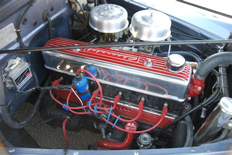chevrolet 6 cylinder engine 216 chevy stovebolt 6 cylinder by johnhapmurphy on