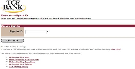 Tcf Bank Letterhead Loan By Phone Fax Number Personal Loan Apply