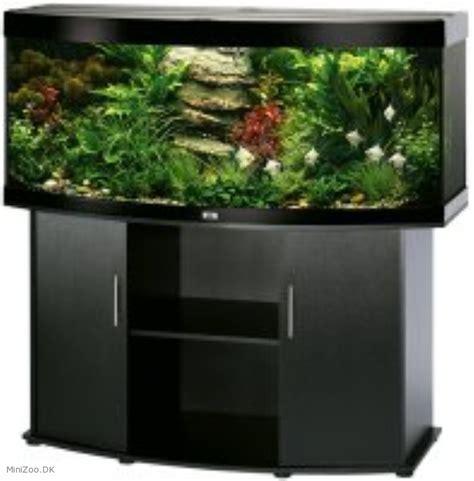 Kabinet Aquarium Juwel Vision 260 Sort Aquarium Inkl Kabinet K 248 B Nu Kun
