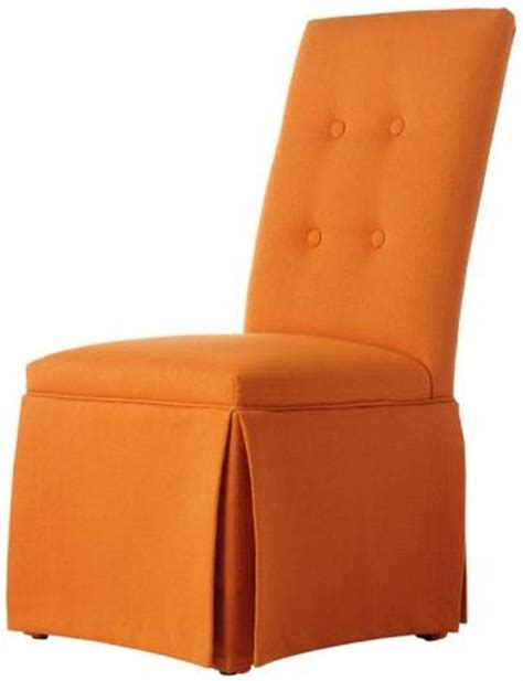 tufted skirted parsons chair tufted skirted parsons chair available in 13 colors 151