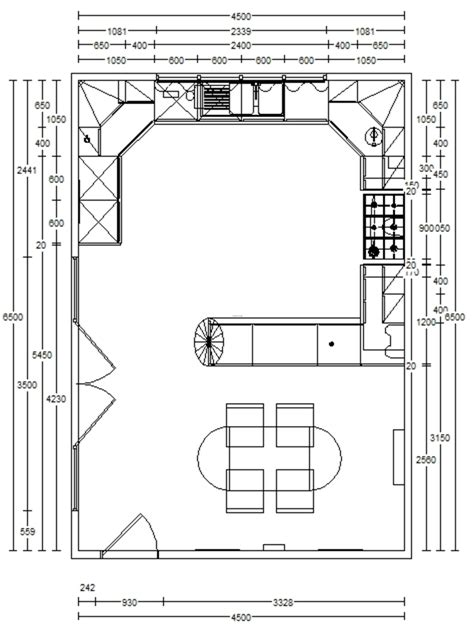 Kitchen Floor Plan Ideas Afreakatheart Kitchen Layout Designs