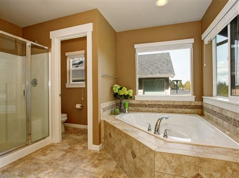 how big should a master bathroom be filling up a large bathroom dream kitchen and baths