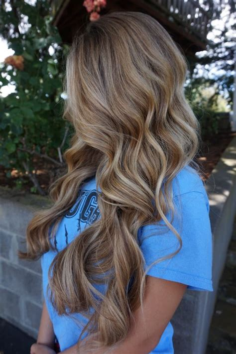 dirty blonde hair with black highlights balayage dirty blonde blend hair by abigail walston my