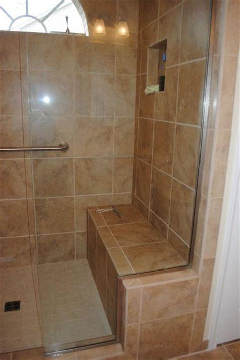 bathroom shower ceramic tile porcelain tile floors shower glass shower enclosure