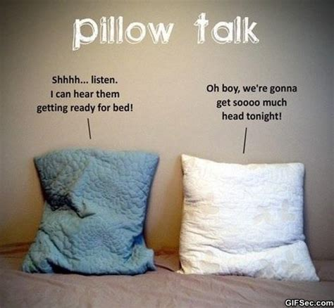 Pillow Meme - pillow talk