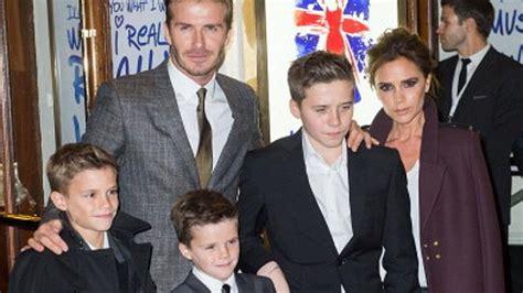 david beckham family biography david beckham talks about life after football and being a