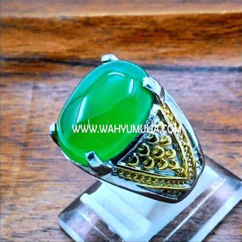 Hijau Garut Chrome batu hijau kristopas kode 319 wahyu mulia
